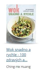 recepty pro pánev wok kuchařka