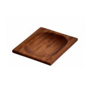 dřevěná servírovací miska