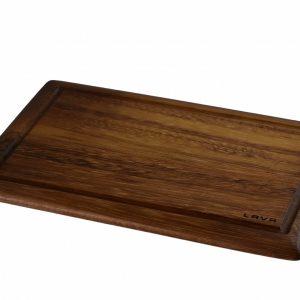 Lava wood - krájecí deska 25x35 cm od značky LAVA Metal