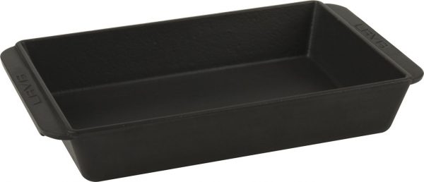 Litinový pekáč 21x33cm od značky LAVA Metal