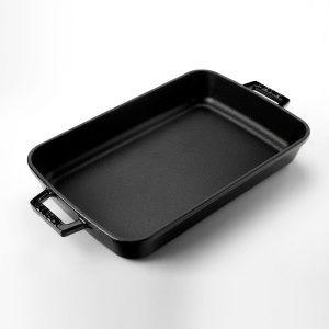 Litinový pekáč 22x30cm - černý od značky LAVA Metal