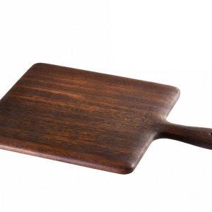 Lava wood - krájecí deska 25x35 cm s rukojetí od značky LAVA Metal