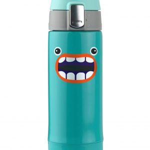 Dětská modrá termoska 200ml od značky ASOBU